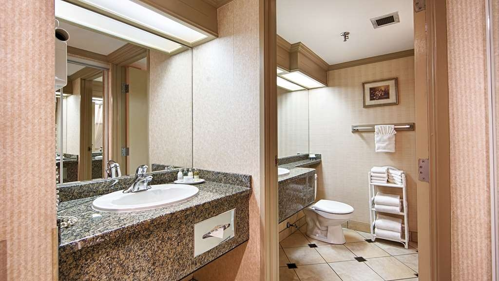 Best Western Plus Port O'Call Hotel - Bagno
