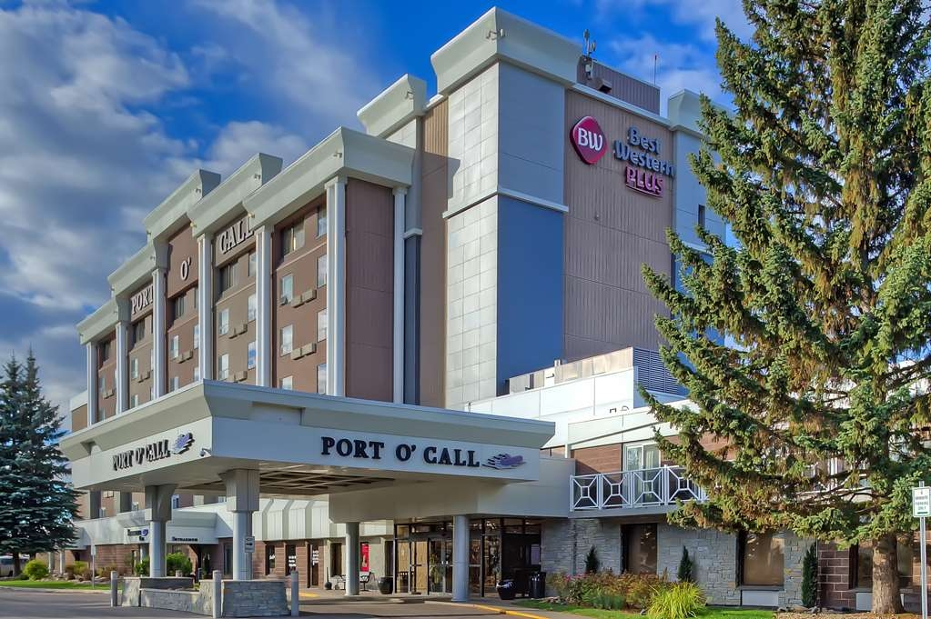 Best Western Plus Port O'Call Hotel - Facciata dell'albergo