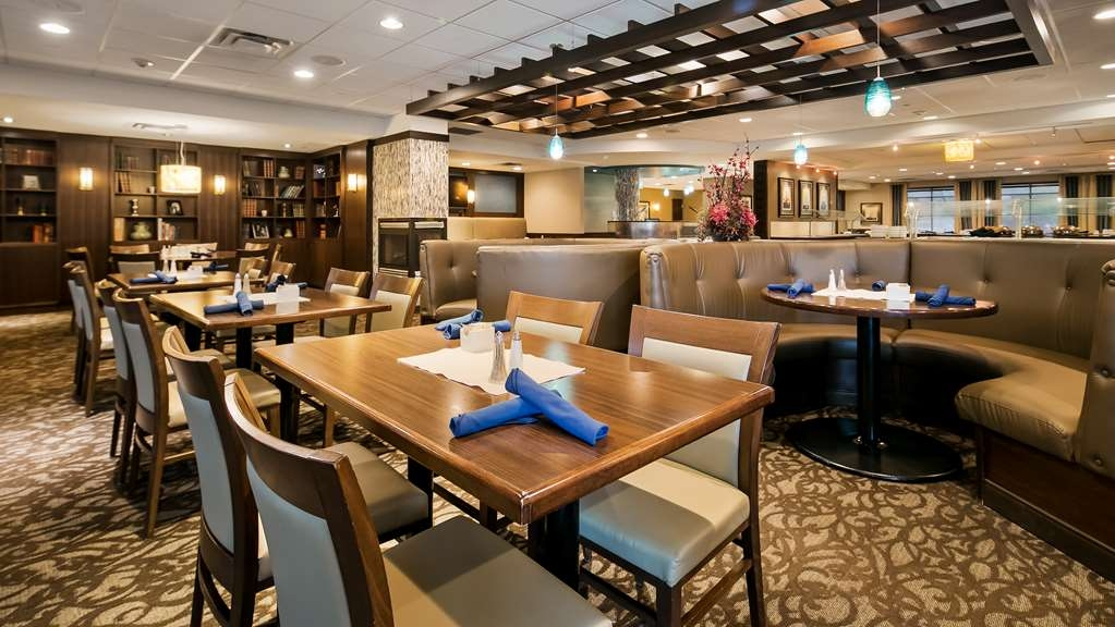 Best Western Plus Port O'Call Hotel - Restaurant / Etablissement gastronomique