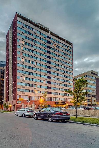 Best Western Plus Suites Downtown - Exterior
