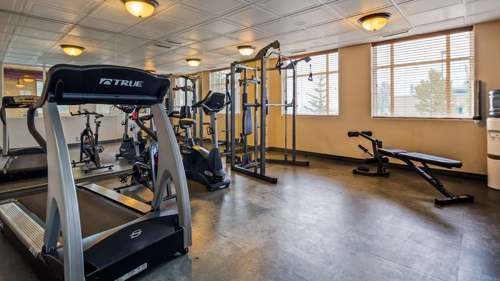 Best Western Of Olds - Fitnessstudio