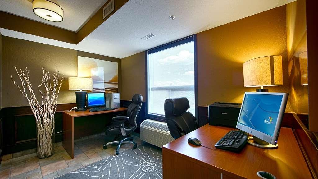 Best Western Strathmore Inn - centro de negocios-característica