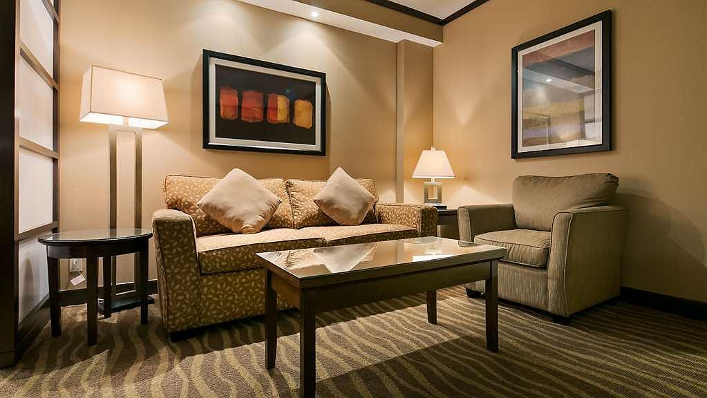 Sweet Life Poltrone.Hotel A Leduc Best Western Premier Denham Inn Suites