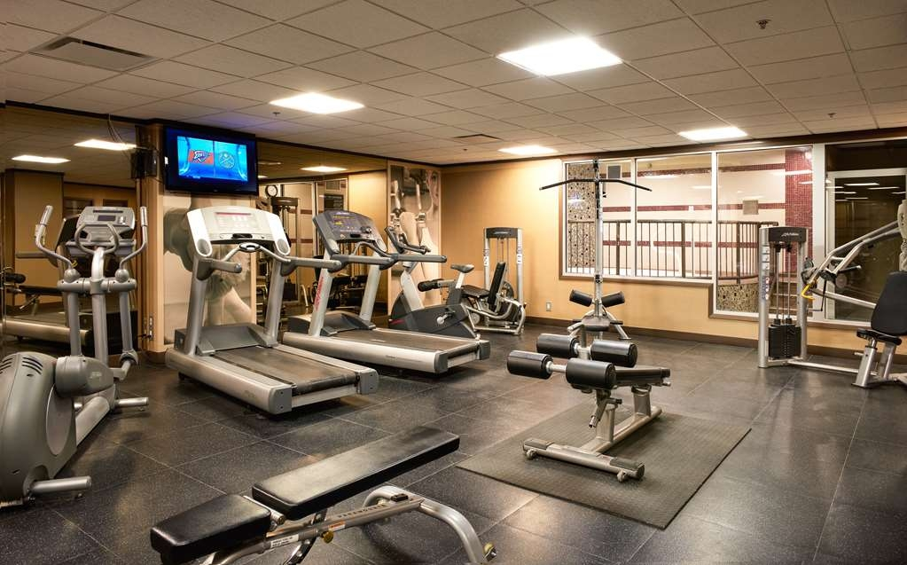 Best Western Premier Denham Inn & Suites - Stay fit in our newly renovated well-equipped exercise facility.