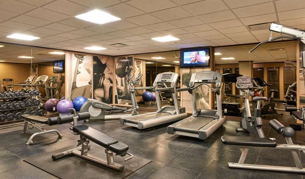 Best Western Premier Denham Inn & Suites - No need to skip your regular work-out.