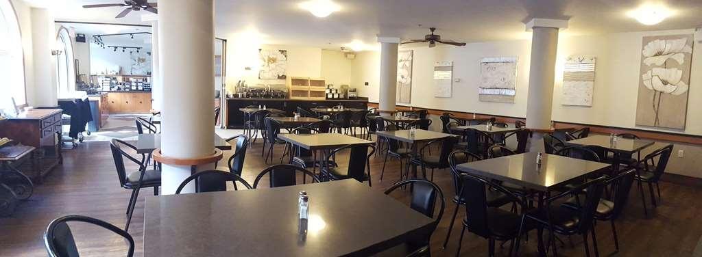Best Western Pocaterra Inn - Breakfast Room