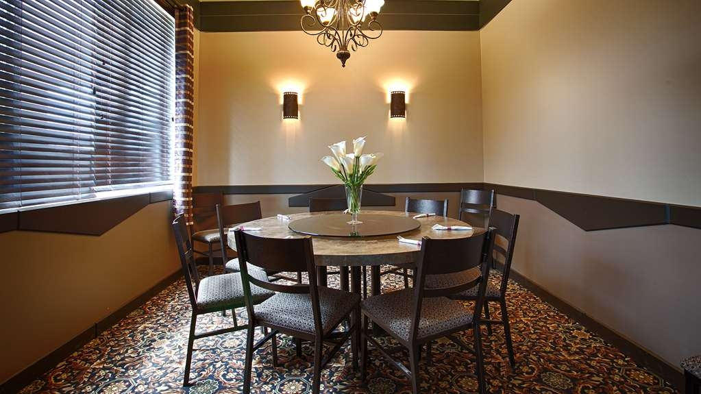 Best Western High Road Inn - Private Dining Room