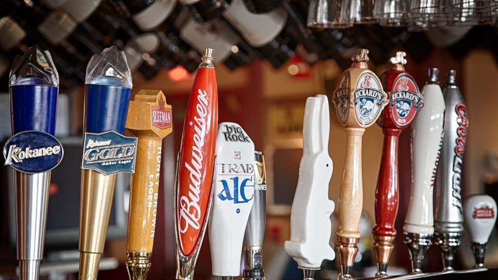 Best Western High Road Inn - We offer a variety of beer on tap.