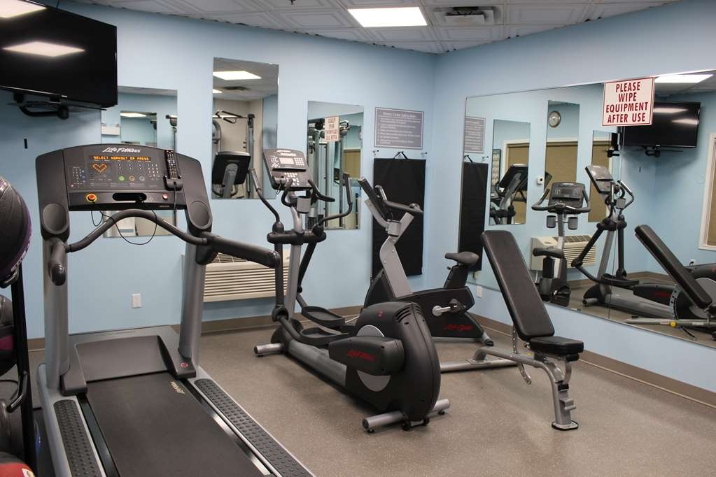 Best Western High Road Inn - Fitness Center