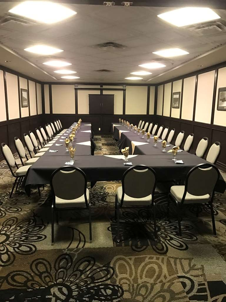 Best Western High Road Inn - Meeting Room Capacity Max 30 Classroom & Theatre Set Up