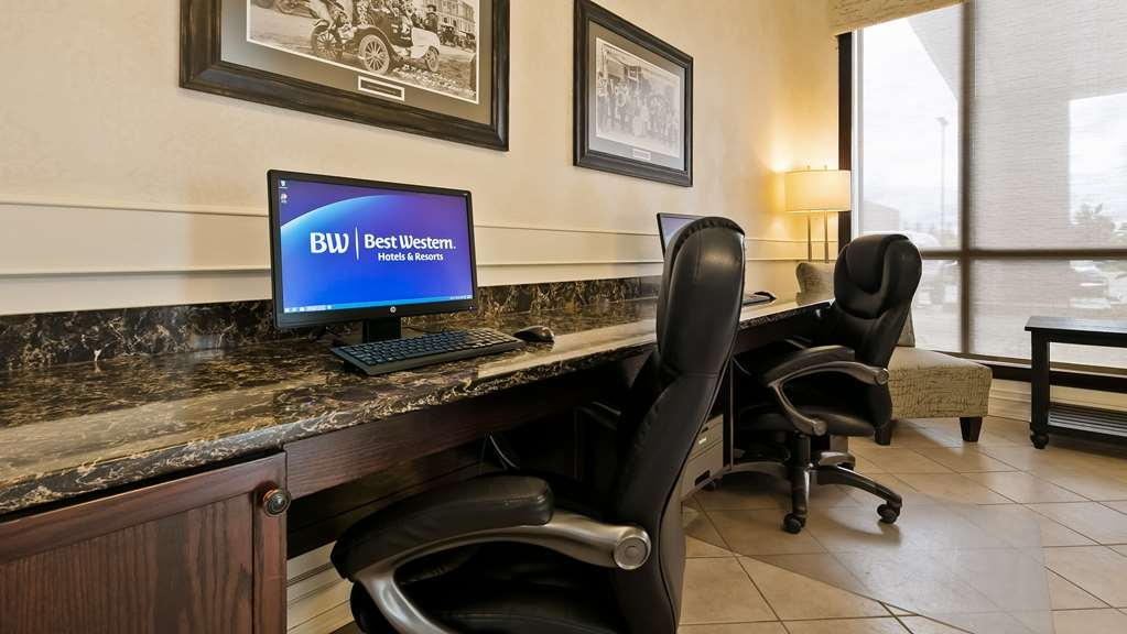 Best Western High Road Inn - Business Centre