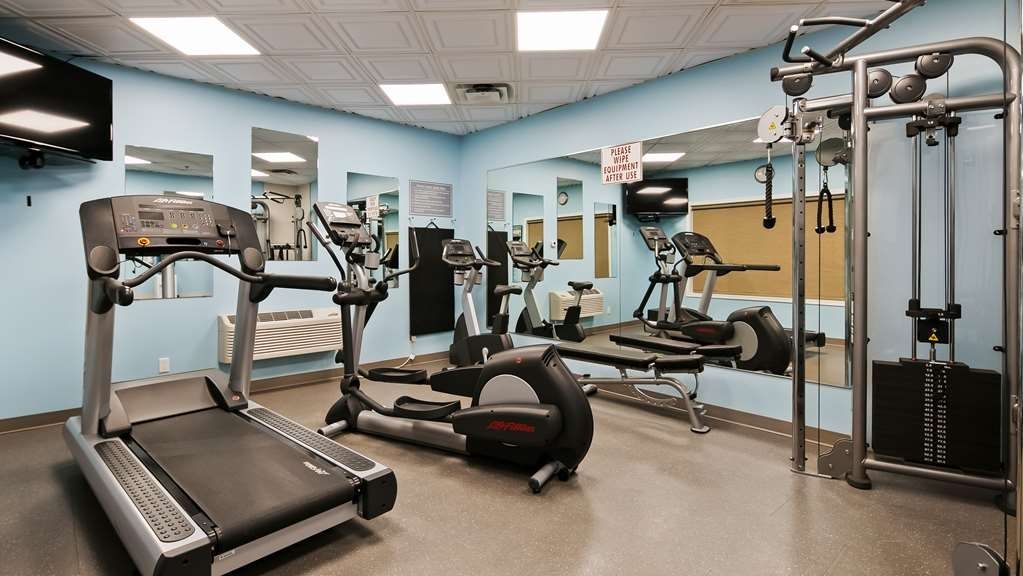 Best Western High Road Inn - Fitness Centre
