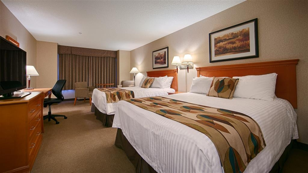 Best Western Plus Calgary Centre Inn - Chambre