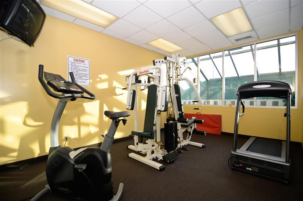 Best Western Plus Calgary Centre Inn - exercise chambre