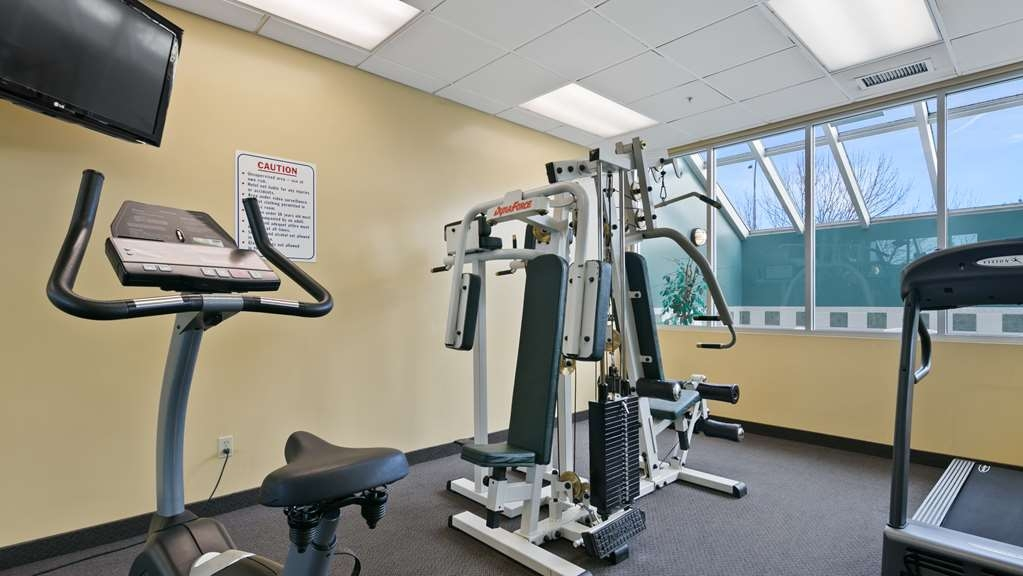 Best Western Plus Calgary Centre Inn - Club de remise en forme