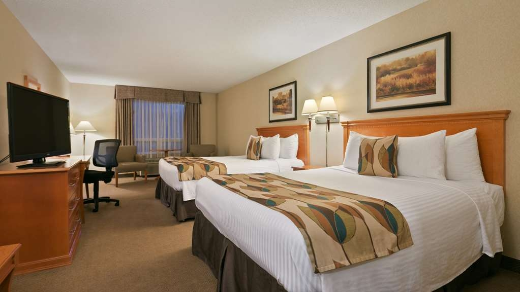Best Western Plus Calgary Centre Inn - Camere / sistemazione