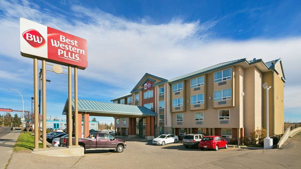 Best Western Plus Calgary Centre Inn - Façade