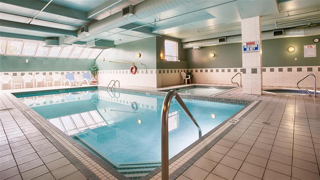 Best Western Plus Calgary Centre Inn - Piscine