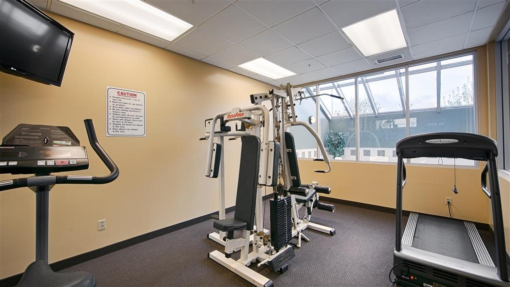 Best Western Plus Calgary Centre Inn - Centre de fitness