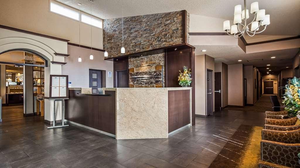 Best Western Wayside Inn - Vue du lobby