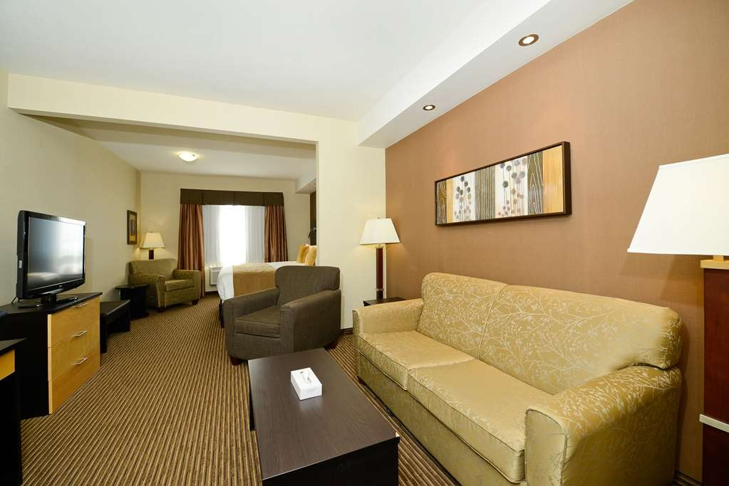 Best Western Cold Lake Inn - Chambres / Logements