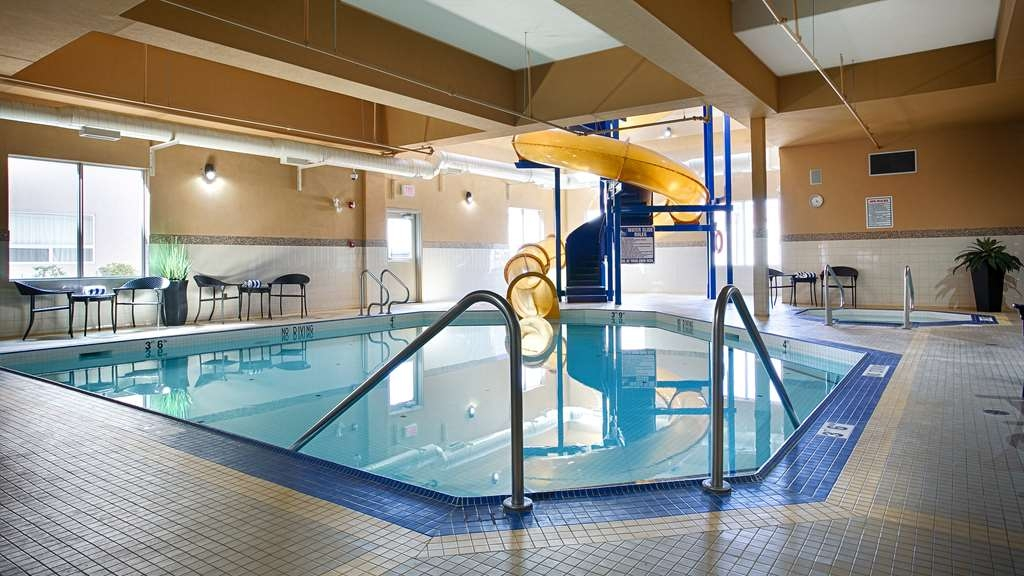 Best Western Cold Lake Inn - chaud baignoire