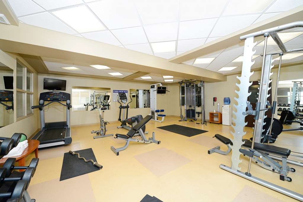 Best Western Cold Lake Inn - exercise chambre