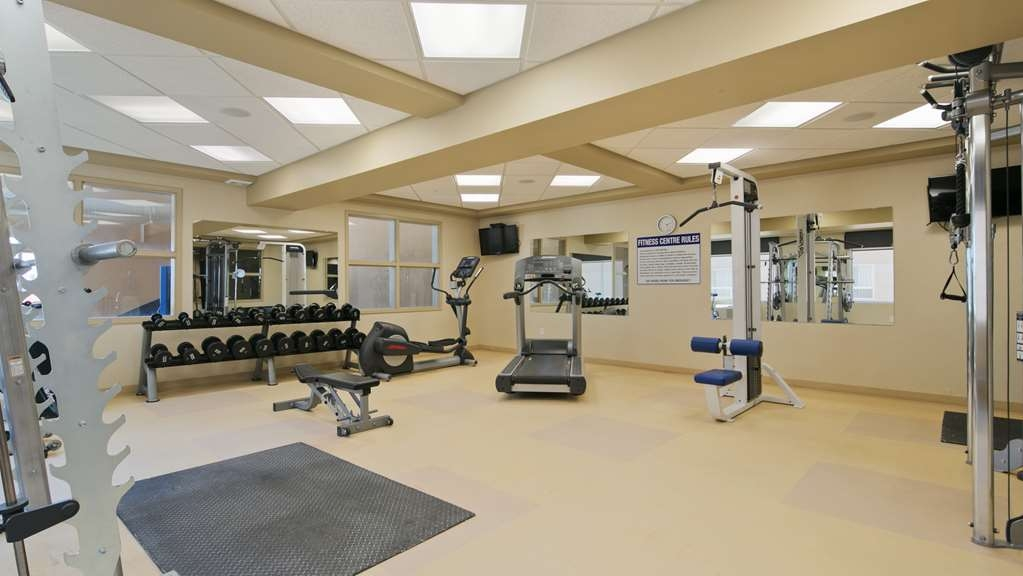 Best Western Cold Lake Inn - Club de remise en forme
