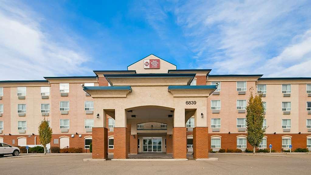 Best Western Plus Red Deer Inn & Suites - Vista exterior