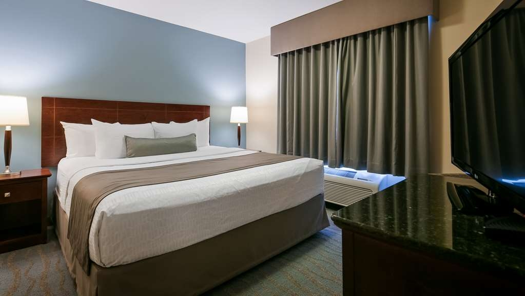 Best Western Rocky Mountain House Inn & Suites - Chambres / Logements