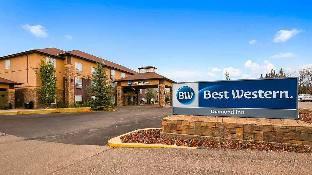 Best Western Diamond Inn - Vista exterior