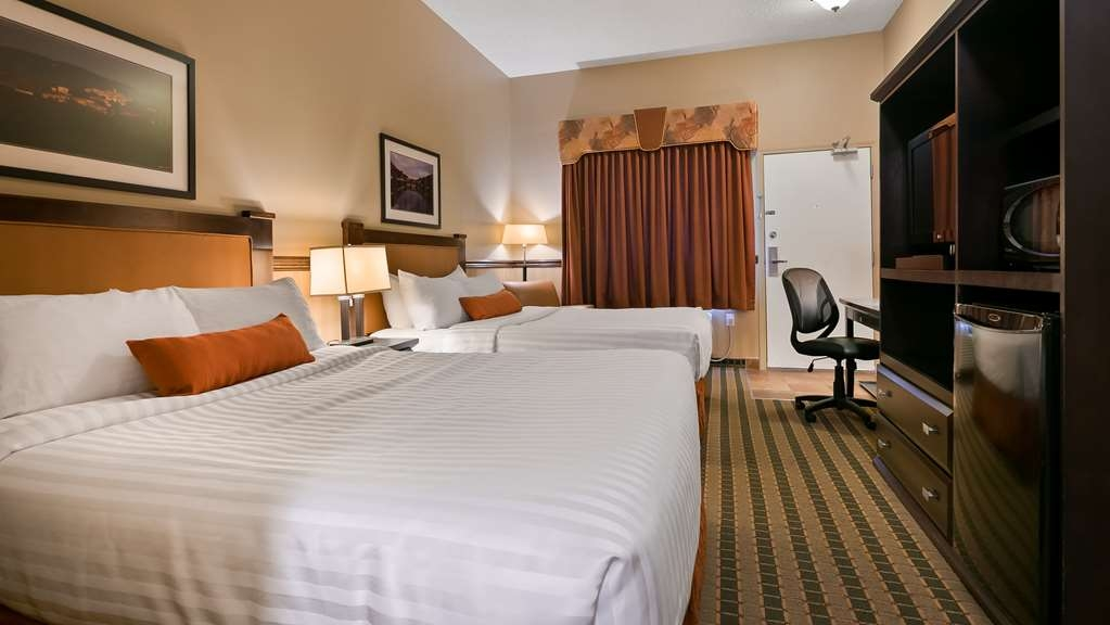 Best Western Diamond Inn - Guest Room