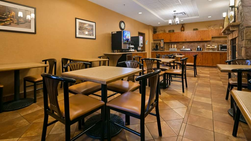 Best Western Diamond Inn - Breakfast Area