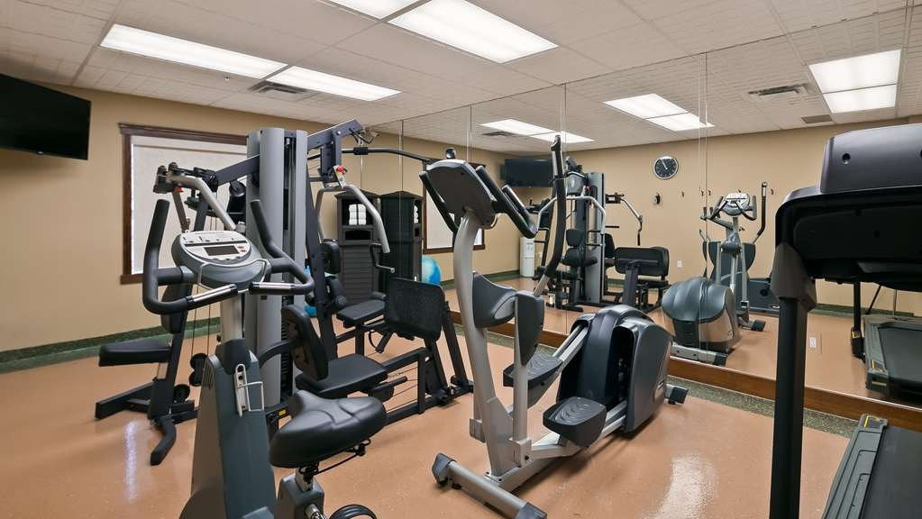 Best Western Diamond Inn - Fitness Center