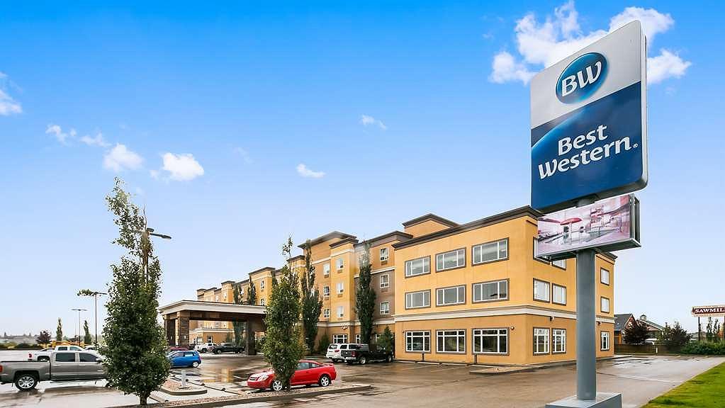 Best Western Sunrise Inn & Suites - Vue extérieure