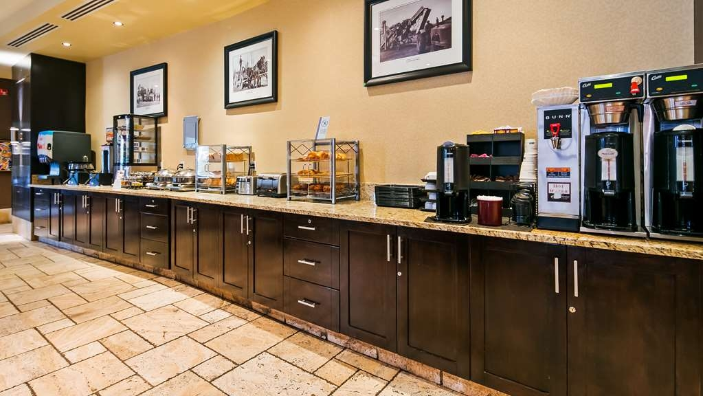 Best Western Sunrise Inn & Suites - Restaurante/Comedor