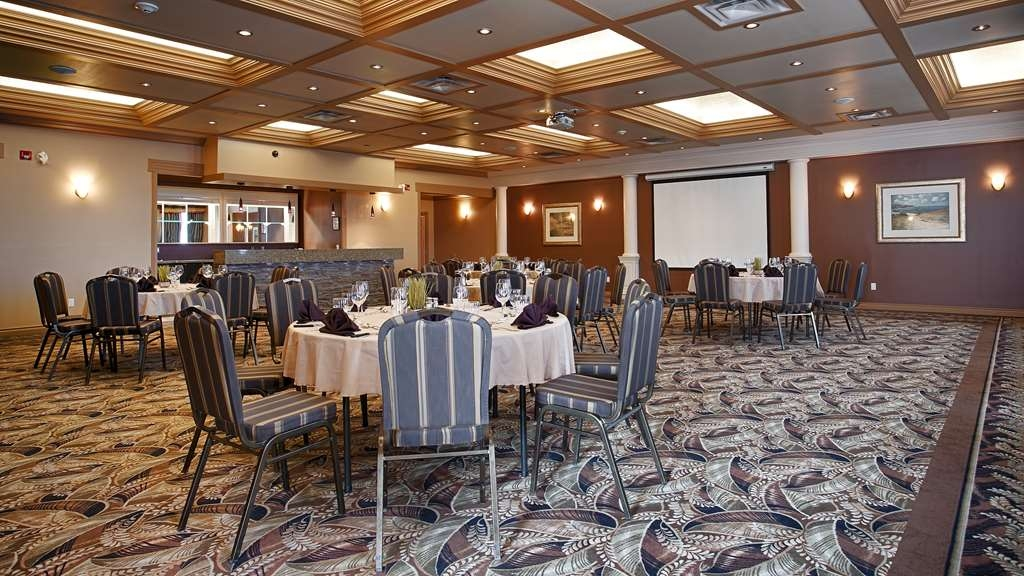 Best Western Plus Mirage Hotel & Resort - Sala de reuniones