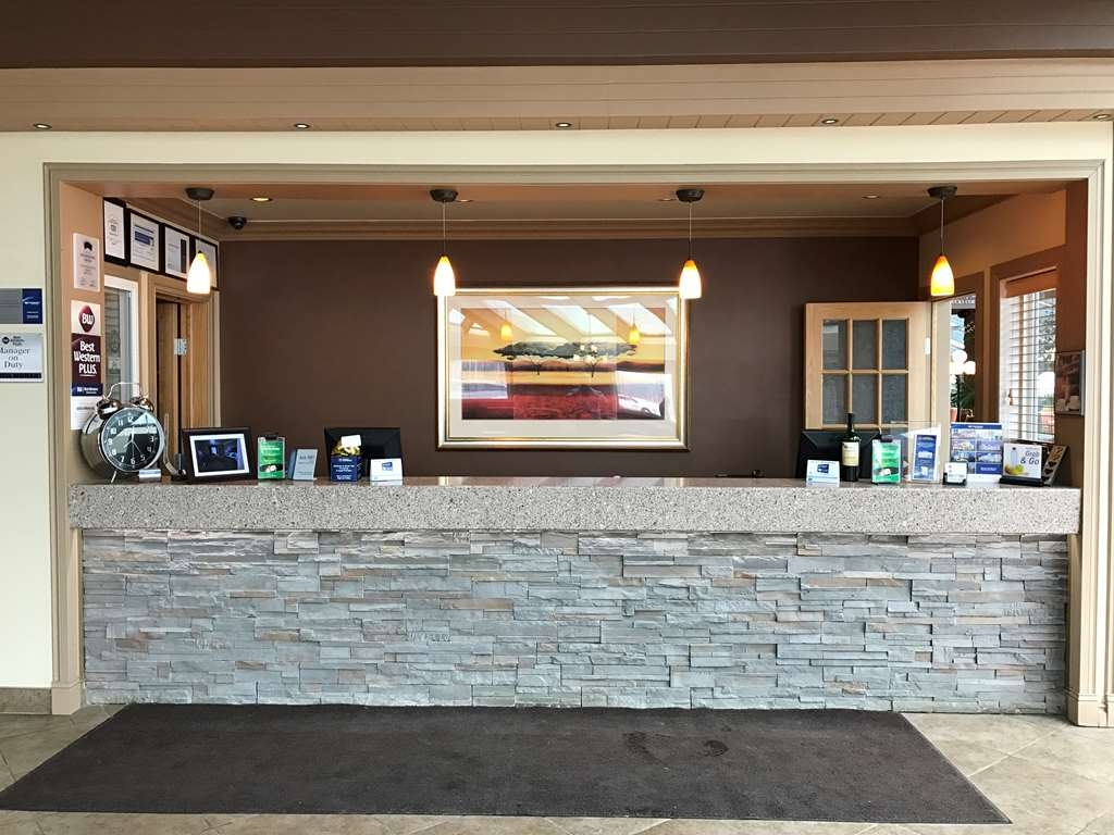 Best Western Plus Mirage Hotel & Resort - Vue du lobby