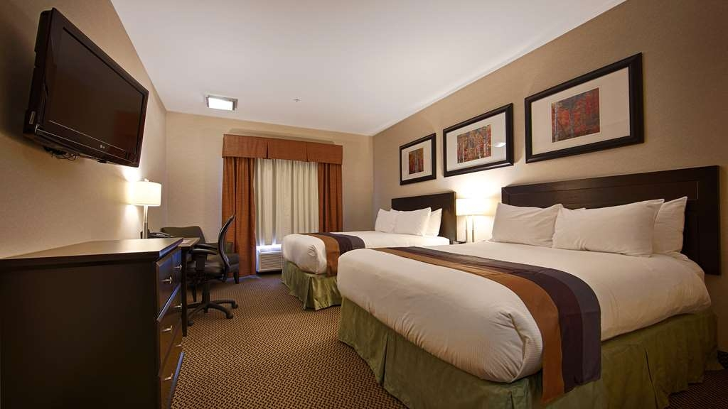 Best Western Wainwright Inn & Suites - Nothing beats getting a good night's rest on our luxurious mattress in all of our guest rooms.