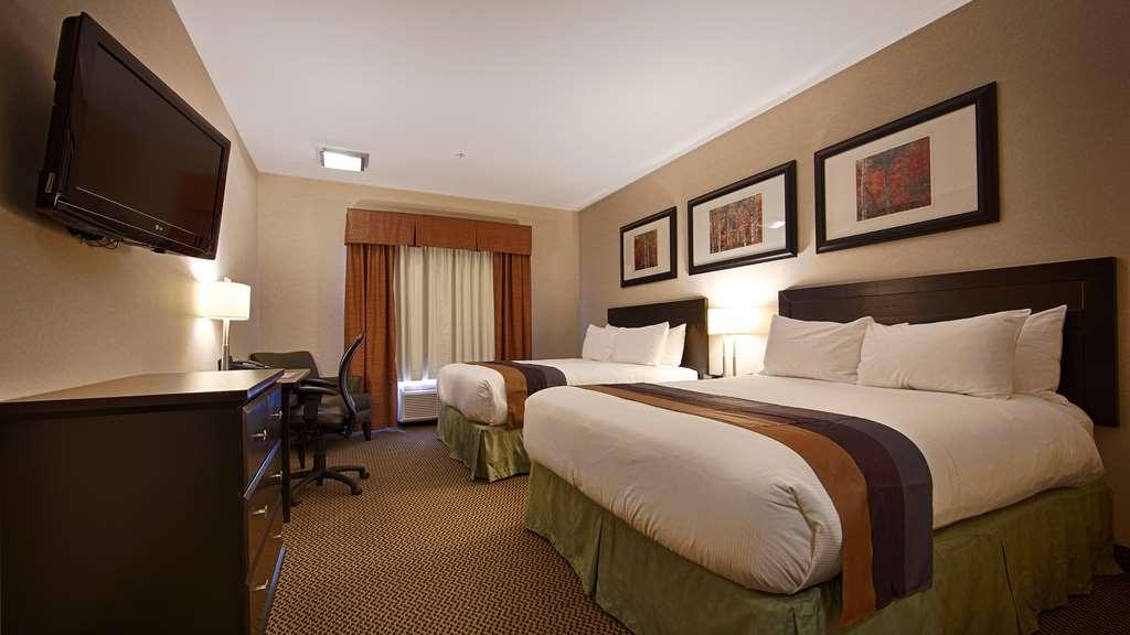 Best Western Wainwright Inn & Suites - Camere / sistemazione