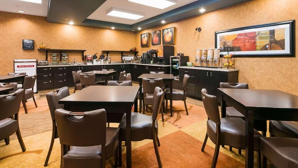 Best Western Wainwright Inn & Suites - Restaurante/Comedor
