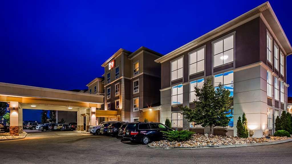 Best Western Plus South Edmonton Inn & Suites - Area esterna