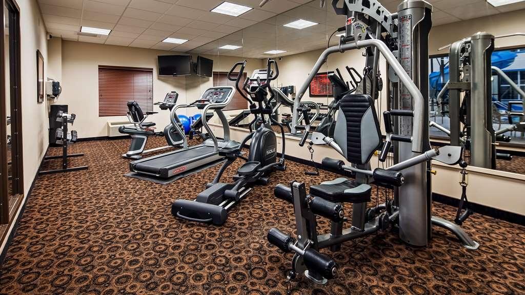 Best Western Plus South Edmonton Inn & Suites - Centro benessere