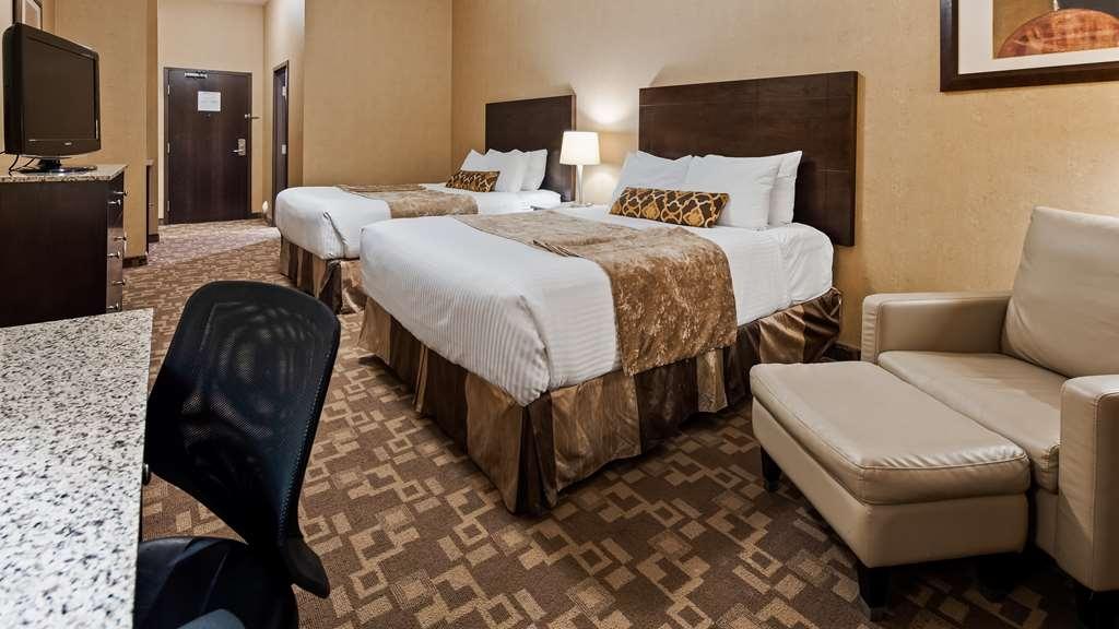 Best Western Plus South Edmonton Inn & Suites - Camere / sistemazione