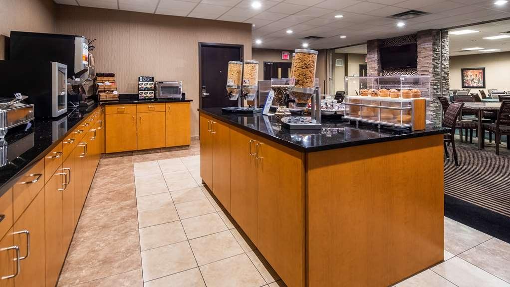 Best Western Plus South Edmonton Inn & Suites - Ristorante / Strutture gastronomiche