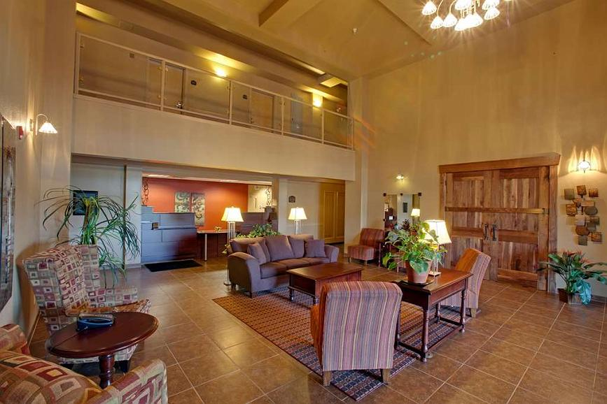 Best Western Rimstone Ridge Hotel