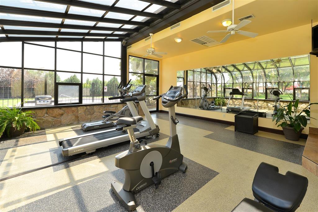 Best Western Sundowner - Centre de fitness