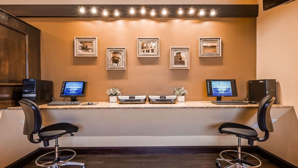 Best Western Sundowner - centro de negocios-característica