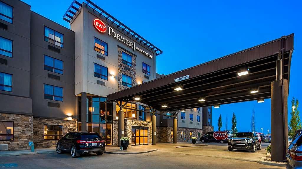 Best Western Premier Freeport Inn Calgary Airport - Welcome to the Best Western Premier Freeport Inn & Suites!