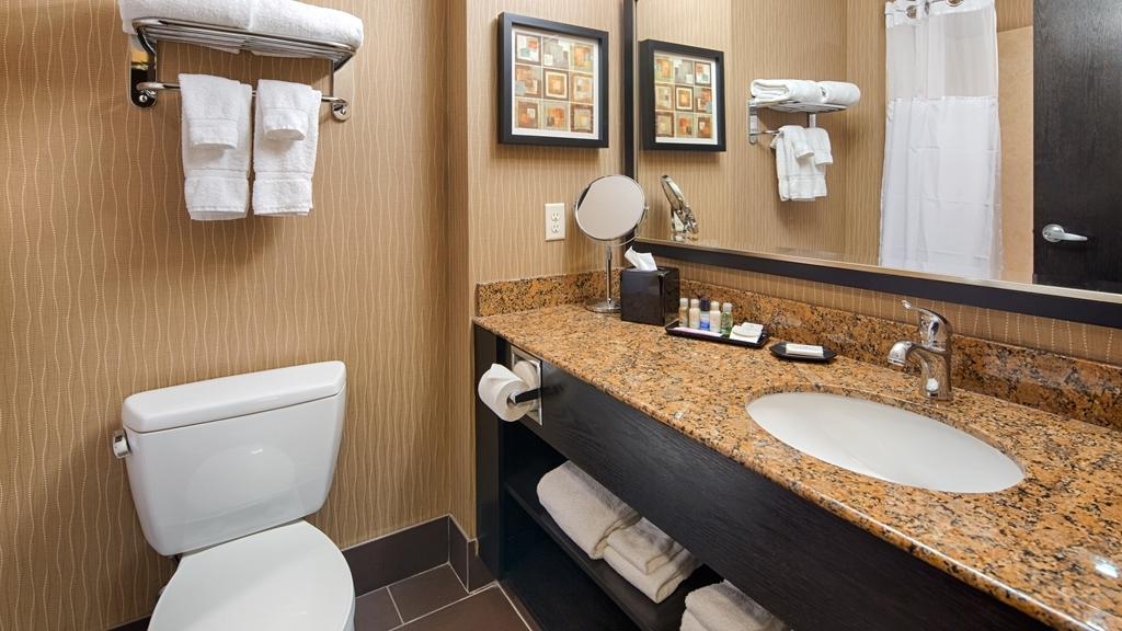 Best Western Premier Freeport Inn & Suites - Bagno